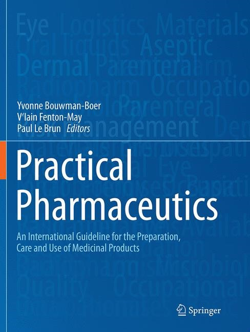 Practical Pharmaceutics | Bouwman-Boer / Fenton-May / Le Brun | Softcover reprint of the original 1st ed. 2015, 2016 | Buch (Cover)