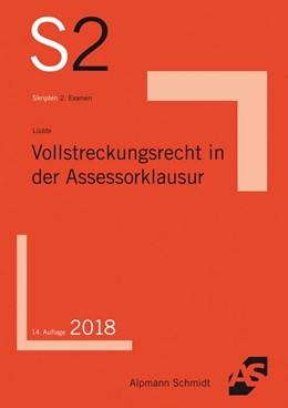 Abbildung von Lüdde | Vollstreckungsrecht in der Assessorklausur | 14. Auflage | 2018