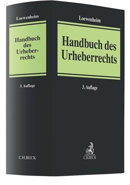 Abbildung von Loewenheim | Handbuch des Urheberrechts | 3. Auflage | 2020 | beck-shop.de