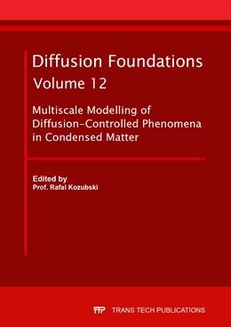 Abbildung von Abdank-Kozubski | Multiscale Modelling of Diffusion-Controlled Phenomena in Condensed Matter | 1. Auflage | 2017 | Volume 12 | beck-shop.de