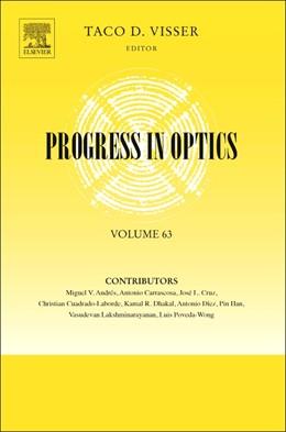 Abbildung von Progress in Optics   2018   63