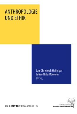Abbildung von Heilinger / Nida-Rümelin | Anthropologie und Ethik | 1. Auflage | 2017 | beck-shop.de