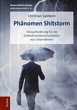 Abbildung von Salzborn | Phänomen Shitstorm | 2017 | Herausforderung für die Online...
