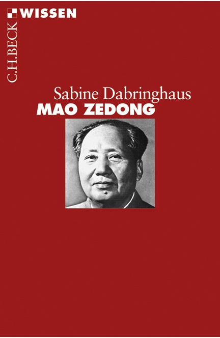 Cover: Sabine Dabringhaus, Mao Zedong