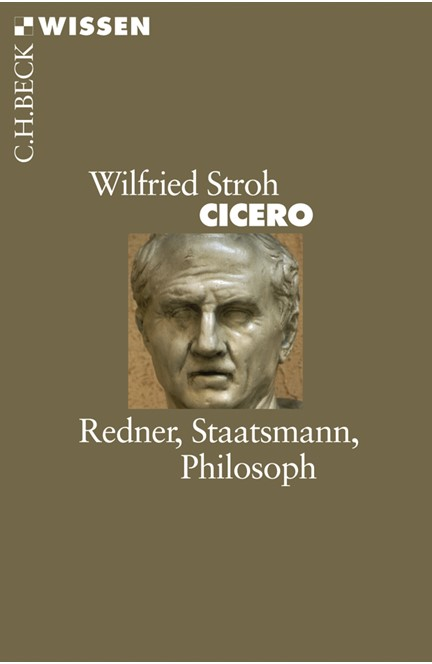 Cover: Wilfried Stroh, Cicero