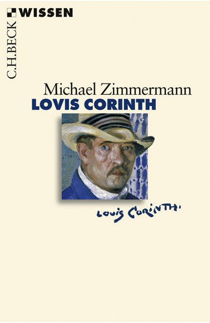 Cover: Michael F. Zimmermann, Lovis Corinth