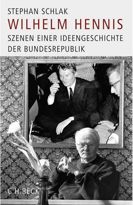 Cover: Stephan Schlak, Wilhelm Hennis