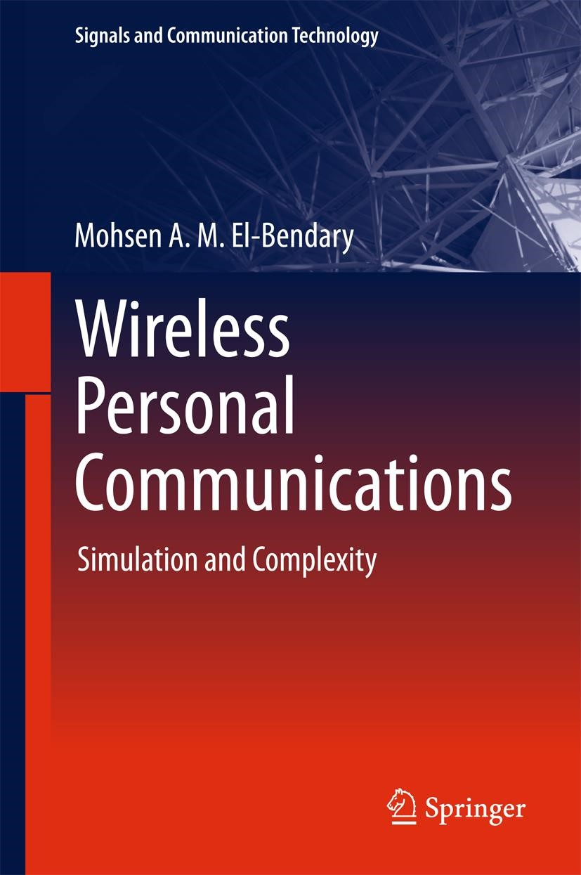 Wireless Personal Communications | A. M. El-Bendary | 1st ed. 2018, 2017 | Buch (Cover)