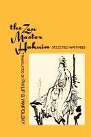 Abbildung von The Zen Master Hakuin   1985