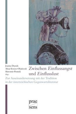 Abbildung von Drynda / Krauze-Olejniczak   Zwischen Einflussangst und Einflusslust   1. Auflage   2017   beck-shop.de
