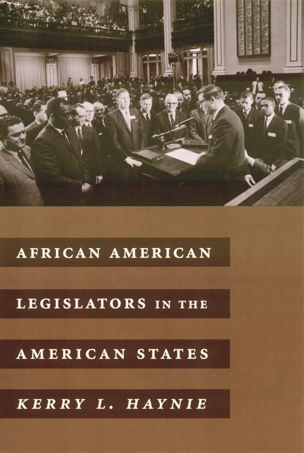 Abbildung von Haynie | African American Legislators in the American States | 2001