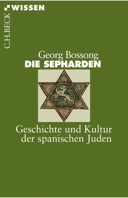 Cover: Georg Bossong, Die Sepharden