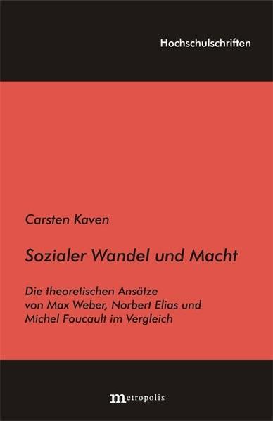 Abbildung von Kaven | Sozialer Wandel und Macht | 2006