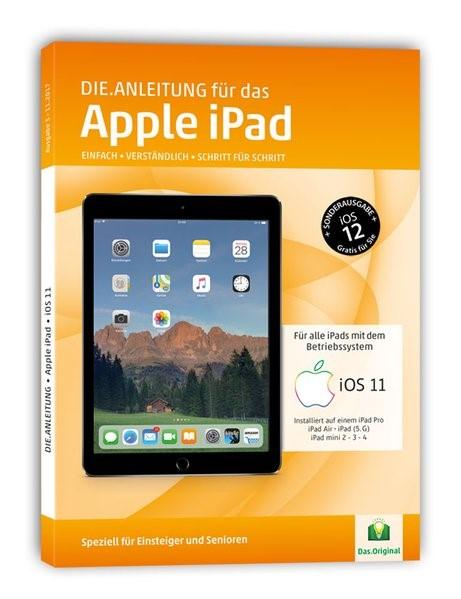 Die.Anleitung für das iPad mit iOS 11 | Oestreich, 2017 | Buch (Cover)