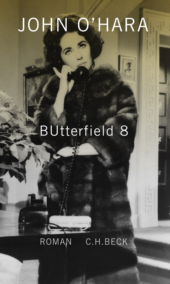 BUtterfield 8 | O'Hara, John, 2008 | Buch (Cover)