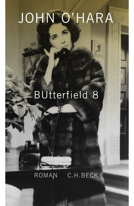 Cover: John O'Hara, BUtterfield 8