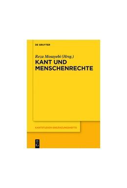 Abbildung von Mosayebi | Kant und Menschenrechte | 2018 | 201