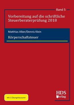 Abbildung von Alber / Klein | Körperschaftsteuer | 2020 | Band 5