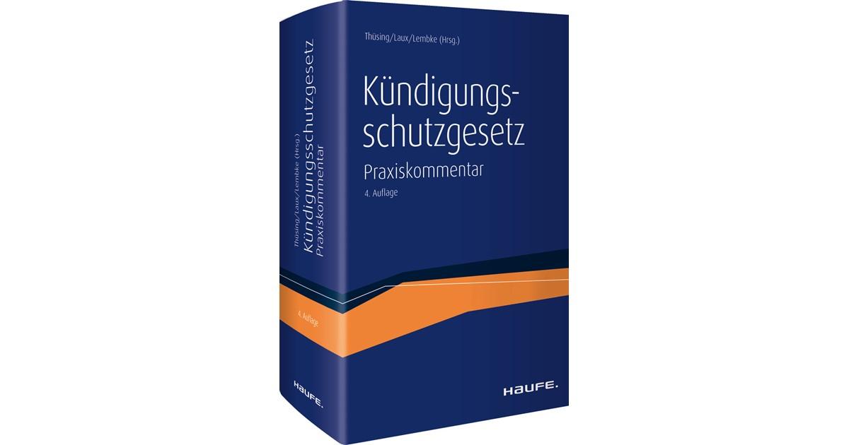 Kündigungsschutzgesetz Thüsing Rachor Lembke Hrsg 4