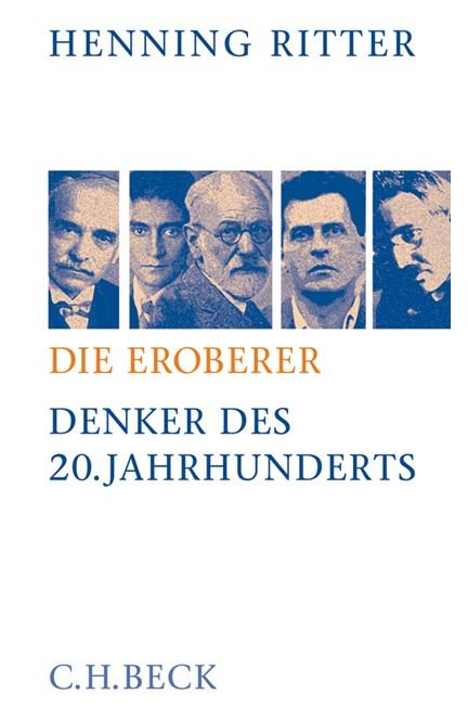 Cover: Henning Ritter, Die Eroberer