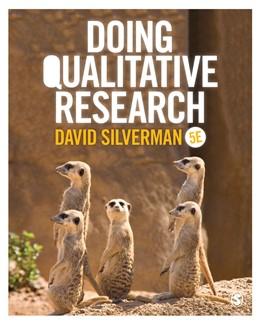 Abbildung von Silverman | Doing Qualitative Research | 5. Auflage | 2017 | beck-shop.de