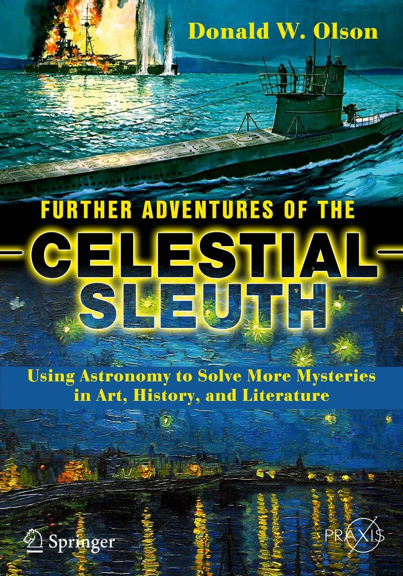 Further Adventures of the Celestial Sleuth | Olson, 2017 | Buch (Cover)