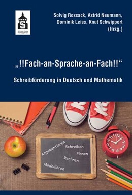 Abbildung von Rossack / Neumann | Fach-an-Sprache-an-Fach!! | 1. Auflage | 2017 | beck-shop.de