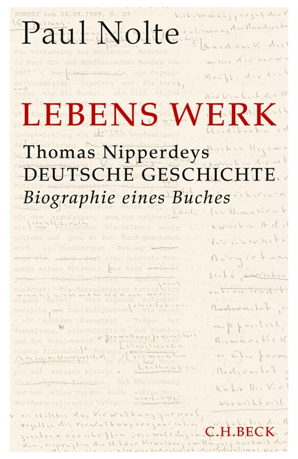 Cover: Paul Nolte, Lebens Werk