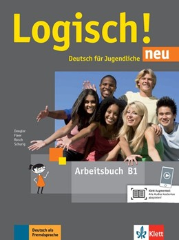 Abbildung von Dengler / Fleer | Logisch! neu B1. Arbeitsbuch mit Audios zum Download | 1. Auflage | 2018 | beck-shop.de