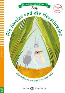 Abbildung von Äsop | Die Ameise und die Heuschrecke. Buch und mit Mulitmediainhalten via ELI Link-App | 1. Auflage | 2018 | beck-shop.de