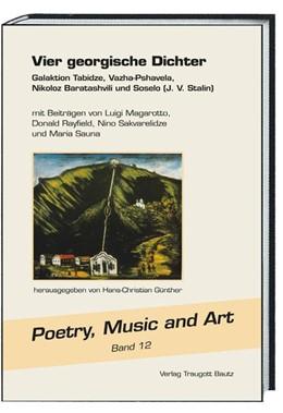Abbildung von Günther | Vier georgische Dichter | 1. Auflage | 2017 | beck-shop.de