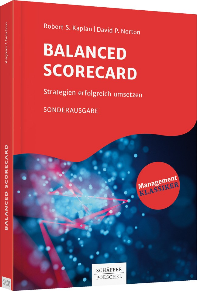 Balanced Scorecard | Kaplan / Norton, 2018 | Buch (Cover)