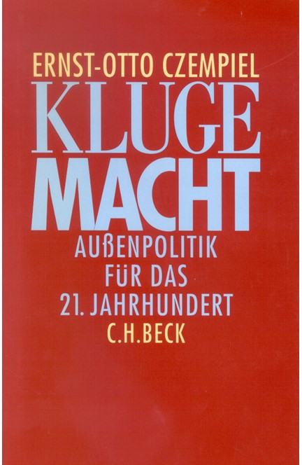Cover: , Kluge Macht
