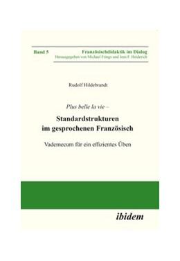 Abbildung von Hildebrandt | Plus belle la vie | 1. Auflage | 2017 | beck-shop.de