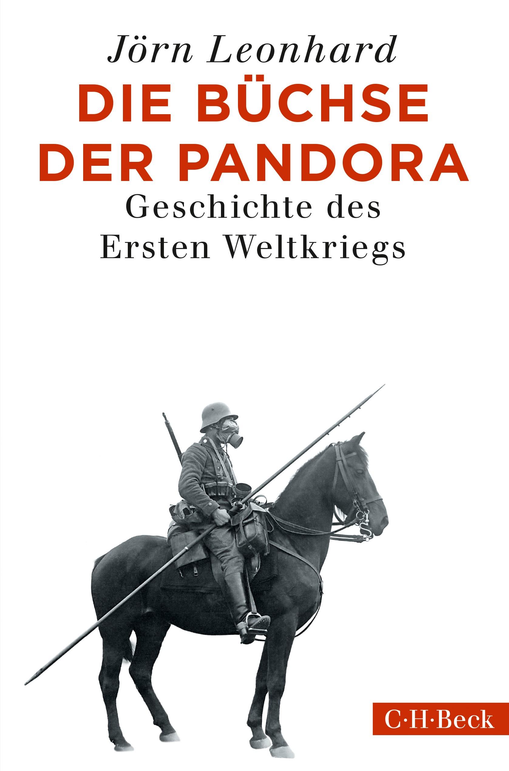 Die Büchse der Pandora | Leonhard, Jörn, 2018 | Buch (Cover)