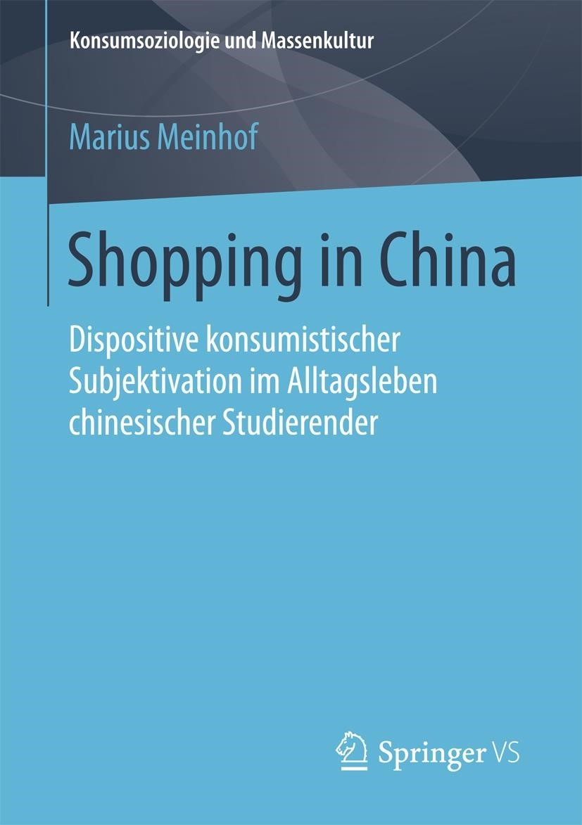 Abbildung von Meinhof | Shopping in China | 2017