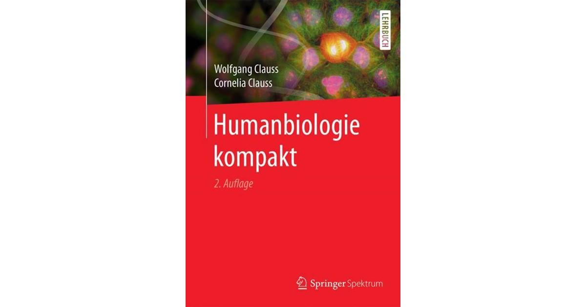 Humanbiologie kompakt | Clauss | 2. Aufl. 2018, 2018 | Buch | beck ...