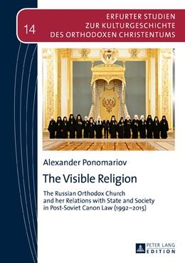 Abbildung von Ponomariov | The Visible Religion | 1. Auflage | 2017 | beck-shop.de