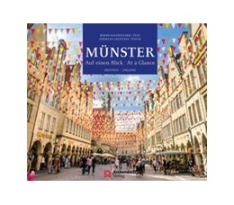 Abbildung von Haunfelder | Münster - Auf einen Blick | 1. Auflage | 2017 | beck-shop.de
