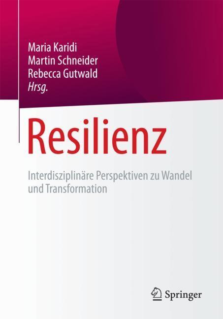 Resilienz | Karidi / Schneider / Gutwald, 2017 | Buch (Cover)
