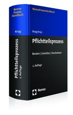 Pflichtteilsprozess | Krug (Hrsg.) | 2. Auflage, 2018 | Buch (Cover)