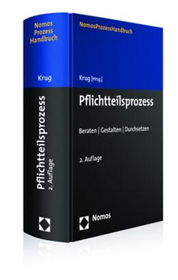 Abbildung von Krug (Hrsg.)   Pflichtteilsprozess   2. Auflage   2018   Beraten   Gestalten   Durchset...