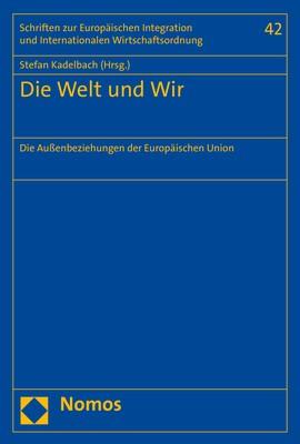 Die Welt und Wir | Kadelbach (Hrsg.), 2017 | Buch (Cover)