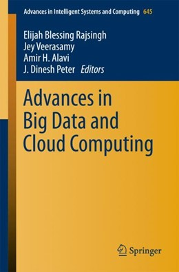 Abbildung von Rajsingh / Veerasamy   Advances in Big Data and Cloud Computing   1. Auflage   2018   645   beck-shop.de