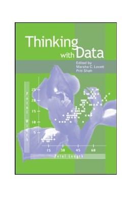 Abbildung von Lovett / Shah | Thinking With Data | 2007