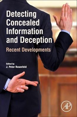 Abbildung von Rosenfeld | Detecting Concealed Information and Deception | 1. Auflage | 2018 | beck-shop.de