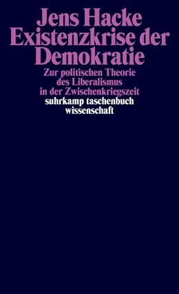 Abbildung von Hacke   Existenzkrise der Demokratie   3. Auflage   2018   2250   beck-shop.de