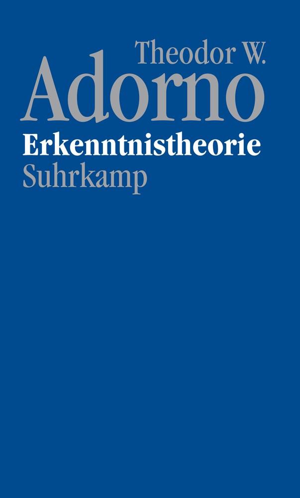 Abbildung von Adorno / Markus | Nachgelassene Schriften. Abteilung IV: Vorlesungen | 2018