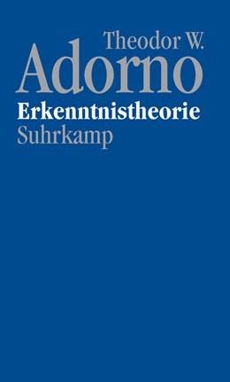 Abbildung von Adorno / Markus | Nachgelassene Schriften. Abteilung IV: Vorlesungen | 1. Auflage | 2018 | beck-shop.de