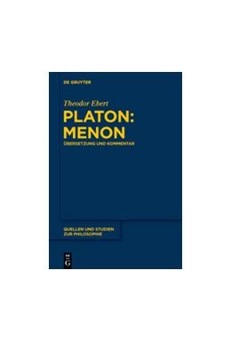 Abbildung von Ebert | Platon: Menon | 1. Auflage | 2018 | beck-shop.de